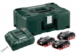Basic set LiHD 3x4,0Ah